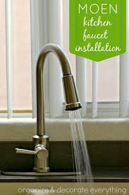 Moen Kitchen Faucet Removal Instructions by Best 25 Moen Kitchen Faucets Ideas On Pinterest Blanco Sinks