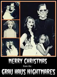the cosmicomicon 2012 grau haus nightmares holiday season photo