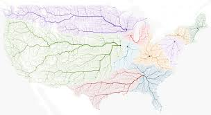 Eastern Half Of United States Map by Yes All Roads Do Lead To Rome Big Think