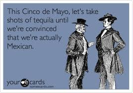 Meme Cinco De Mayo - this cinco de mayo let s take shots of tequila until we re
