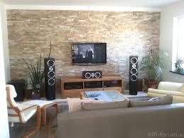 Wohnzimmer Deko Mit Fotos Steinwand Dekorieren Mit 45 Kamin Deko Ideen So Können Sie Den 4