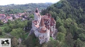 bran castle romania youtube