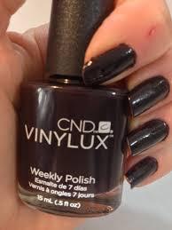 review cnd shellac vs vinylux nail polish youtube