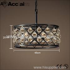 Iron Chandelier With Crystals Iron Crystal Lighting Crystal Lights Wrought Iron Chandelier