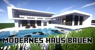 Wie Finde Ich Ein Haus Minecraft Modernes Haus Bauen 23x20 Tutorial Anleitung 17 2016