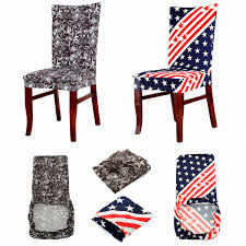 removable elegant chair cover stretch slipcovers short dining room