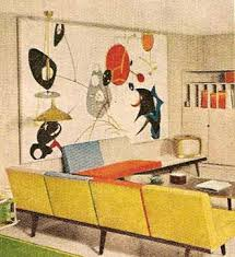 1960 mid century modern decorating book better homes 1001
