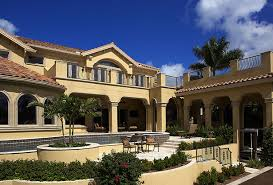 mediterranean floor plans with courtyard mediterranean style house home floor plans design basics