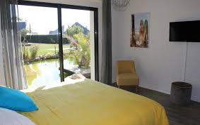 chambre d hote santec villa d architecte 5 piscine intérieure chauffée mer et plage 100