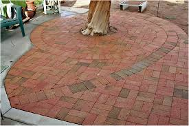 backyards outstanding patio brick with outdoor bricks