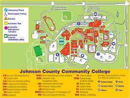 jccc map johnson county community cus map