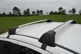2012 Honda Odyssey Roof Rack by Aerodynamic Roof Rack Cross Bar For Honda Odyssey 2009 14 Alloy