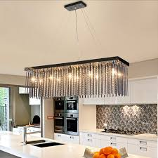 Rectangular Island Light Rectangular Dinning Room Lighting Kitchen Island Lighting