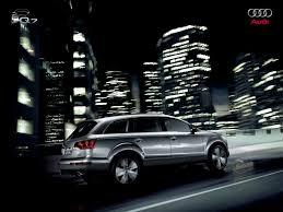 audi jeep audi q7 in city wallpapers audi q7 in city stock photos