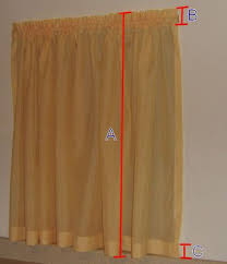 How To Calculate Yardage For Curtains How To Sew Simple Custom Curtains