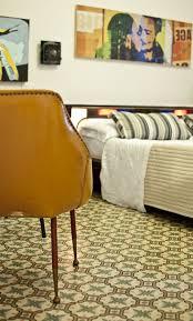 retro design hotel a boutique hotel with more than a touch of retro in rome design