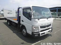 mitsubishi truck 2015 2015 mitsubishi canter truck for sale stock no 52195 japanese