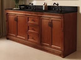 bathroom solid wood bathroom vanity 52 contemporary oak finished