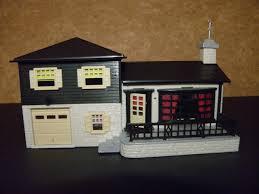 plasticville classic split level house kit u2026 ho scale model