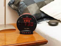 Vermont travel alarm clocks images This alarm clock uses more than annoying sounds to get you out of jpg