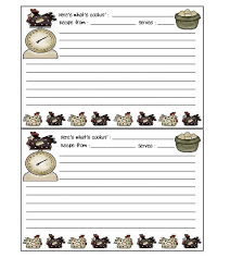 printable recipes free 183 best recipe cards images on pinterest printable recipe cards