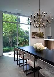 design ideas elegant contemporary dining chair in mediterranean
