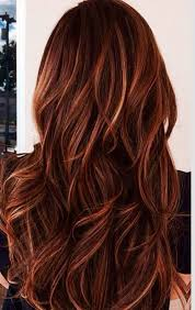 layered highlighted hair styles best 25 auburn hair with highlights ideas on pinterest red