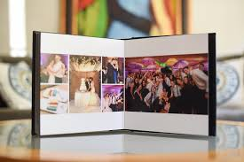wedding photo album books black calf leather wedding photo album vered kevin