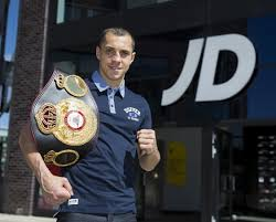 jd signs sponsorship deal with boxer scott quigg news drapers