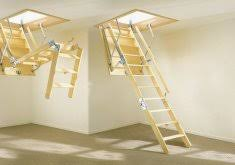 Folding Stairs Design Attic Folding Stairs Retractable Stairs Design For Attic