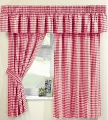 Pink Gingham Curtains Gingham Curtains At Www Perfectlyboxed