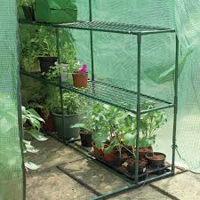 Greenhouse 6x8 Walk In Greenhouse With Shelves Walmart Com