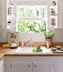 kitchen window shelf ideas what to do with these shelves