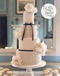 white wedding cake white on white wedding cake atdisability