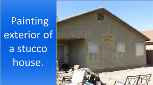 painting stucco gallery of exterior painting of stucco house with