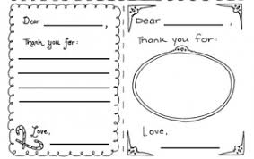 kids thank you cards free printable thank you notes my frugal adventures