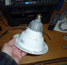 how to install retrofit led can lights an easy good diy led can light retrofit