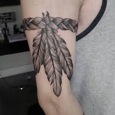 54 feather tattoo design ideas with meanings 2018