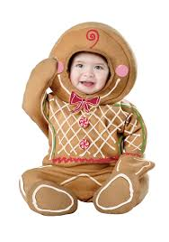 Infant Boy Costumes Halloween Infant Gingerbread Man Costume Gingerbread Man Costumes
