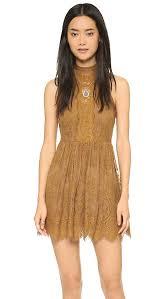 lace verushka mini dress mini dresses free people and minis