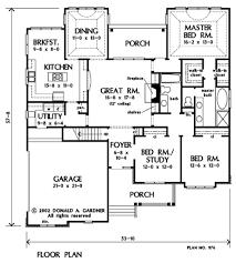 simple cottage floor plans 6 single floor plans with measurements single floor house plans