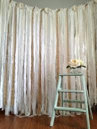 wedding backdrop burlap burlap and lace curtains for sale diy burlap and lace shower