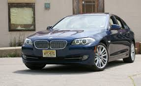 2011 bmw 550i u2013 instrumented test u2013 car and driver