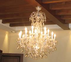 How To Clean Crystals On Chandelier How To Clean Crystal Chandeliers