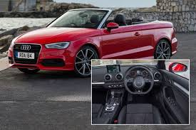 audi a3 convertible review top gear richard hammond audi a3 cabriolet convertible turns up the heat