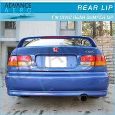 96 honda civic 2 door coupe for 96 97 98 honda civic ek 2 4 door pu tr style urethane rear