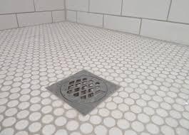 bathroom shower floor ideas brilliant shower floor tile pertaining to white small tiles remodel