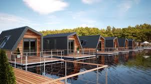 floating habitats eco living on water