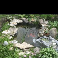 Small Backyard Fish Pond Ideas Backyard Fish Pond Ideas Diy Backyard Pond Ideas Koi Pond