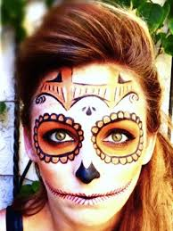 day of the dead makeup tutorial tips latina makeup artists you if you haven 39 t headed out the door to set up c at the giants
